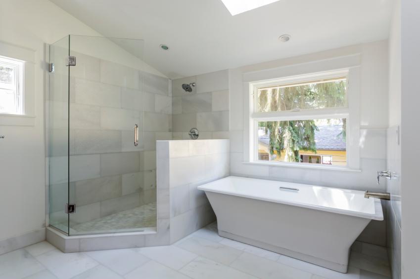 bathtub vs shower - haye's plumbing
